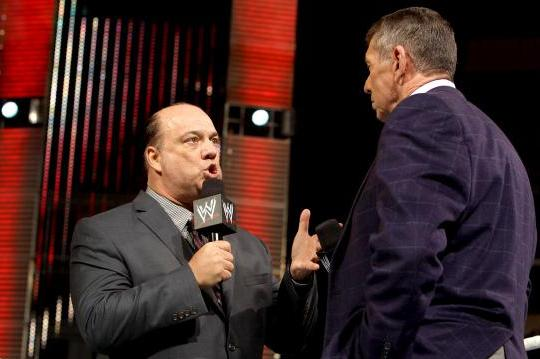 WWE Raw Review: Paul Heyman Must Not Be Allowed to Leave the Company