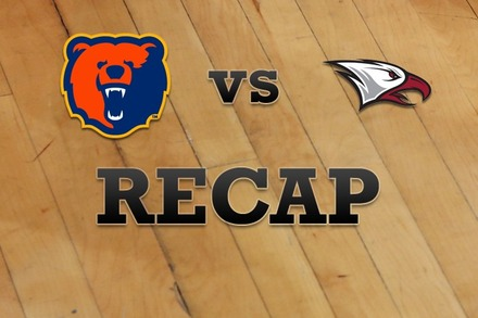Morgan State vs. NC Central: Recap and Stats