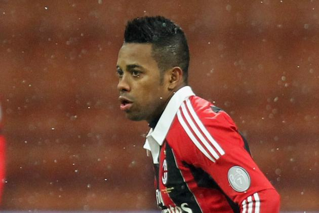 Robinho: 'Open Arms for Balotelli'