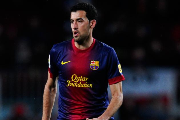 Sergio Busquets: Barcelona to Attack at the Bernabeu