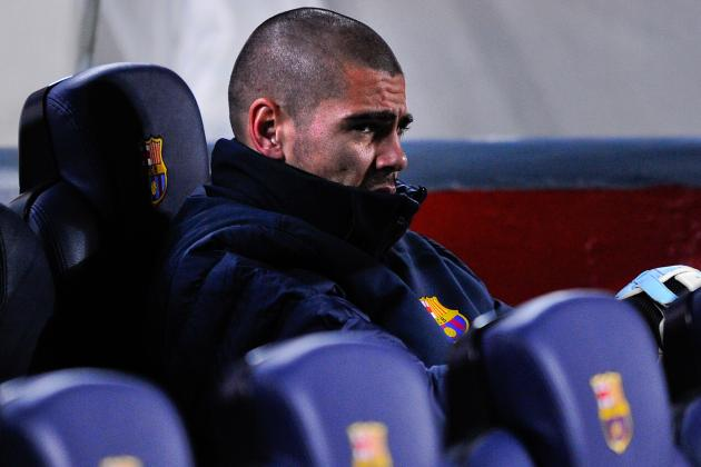 Rosell: Barca's Door Is Still Open for Valdes
