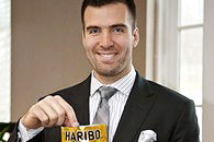 Flacco Signs Gummy Bear Endorsement Deal