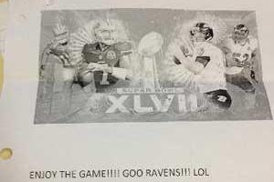 Super Bowl Ticket Scam: 49ers Fan Wires $5,900, Gets Only 'Go Ravens!' Note