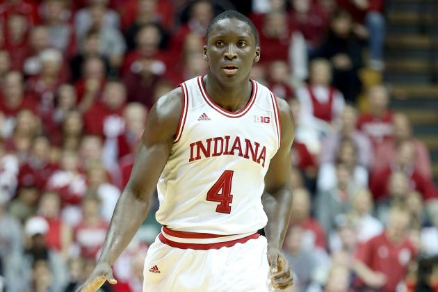 Indiana Basketball: Victor Oladipo Honored as Big Ten Player of the Week