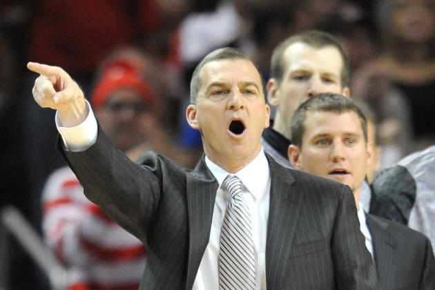 Mark Turgeon Surprisingly Positive Coming off Big Loss at Duke