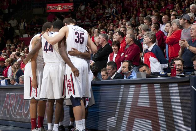 Arizona Basketball: Cats Slip Two Notches to No. 8 After Loss