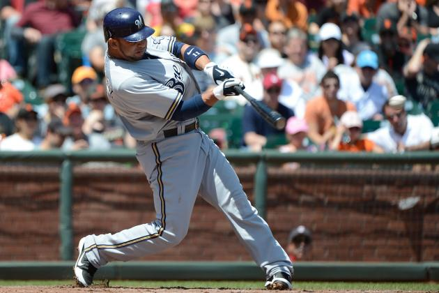 Report: Brewers to Re-Sign SS Gonzalez to 1-Year Deal
