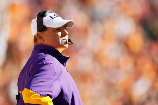 How Les Miles Should Handle No. 1 Recruit Robert Nkemdiche Canceling LSU Visit