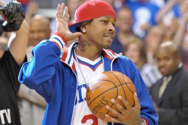Allen Iverson Should Officially Retire After Rebuffing Mavericks' D-League Offer