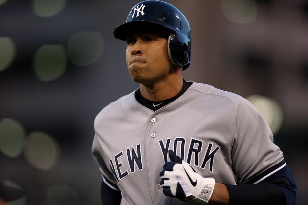 Would Missing All of 2013 Officially End Alex Rodriguez's Home Run Record Hopes?