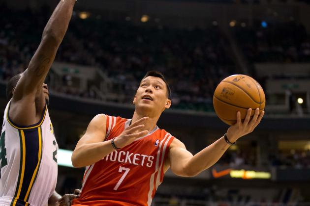 Rockets Hit All the Right Notes in Romp over Jazz