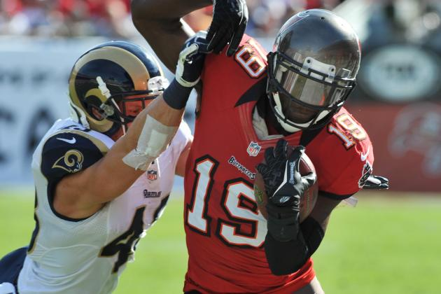 Tampa Bay Buccaneers Looking to Extend WR Mike Williams' Contract