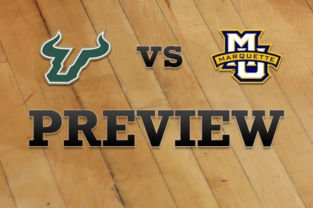 South Florida vs. Marquette: Full Game Preview
