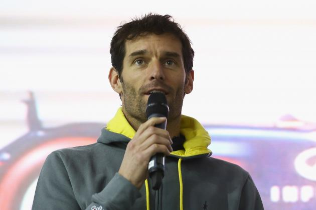 Webber Brushes Marko Criticism Aside