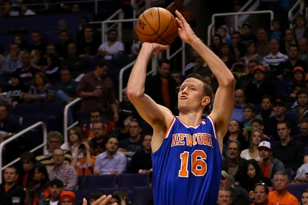 Felton's Return to Knicks Could Help Slumping Novak