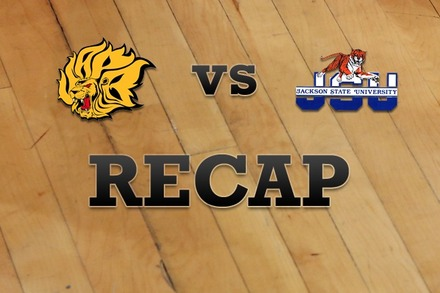 UAPB vs. Jackson State: Recap and Stats