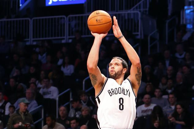 Deron Williams Sets the Tone Early as Brooklyn Rolls over Orlando