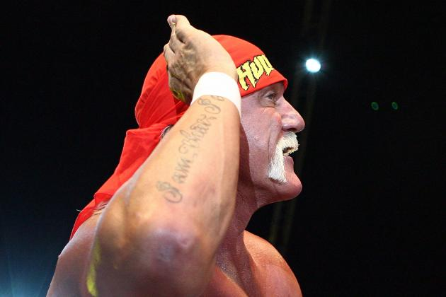 TMZ Covers Hulk Hogan's Latest Creepy Tweet, the Hogans Respond