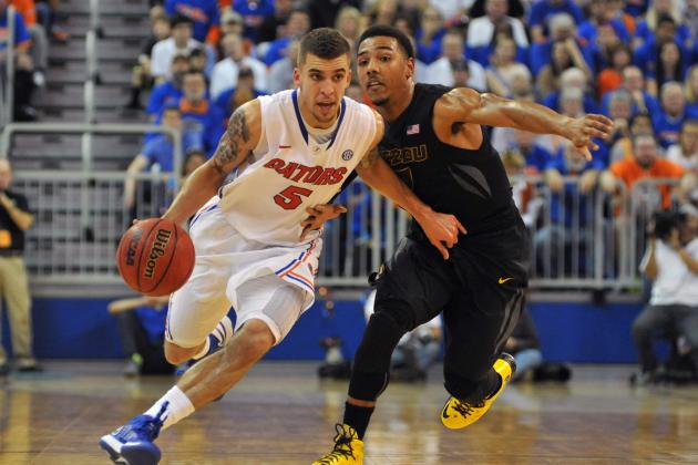 Wilbekin Named SEC Player of the Week