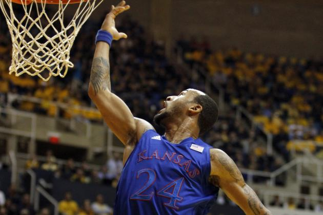 Kansas Is New No. 1 in USA Today Coaches Poll, No. 2 in AP