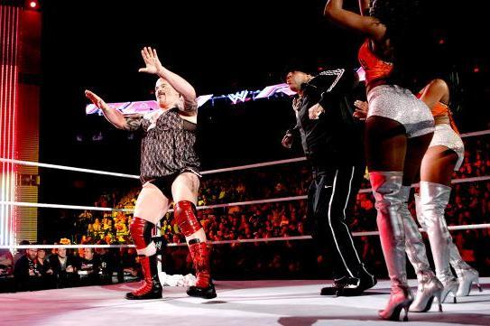 WWE Raw: Dance off Should Lead to Brodus Clay and Tensai Forming a Tag Team