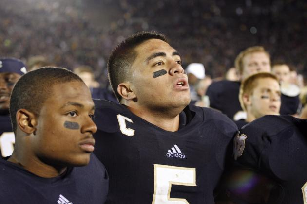 Te'o Tried to Do Marketing Deals Before Fake Girlfriend Story Broke