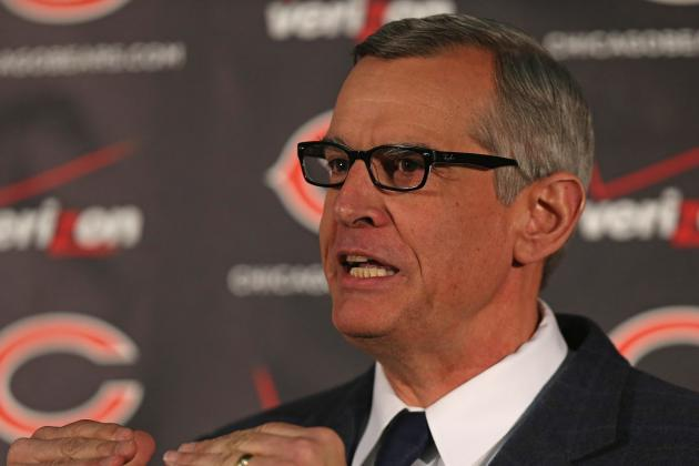 Chicago Bears 2013 Complete Offseason Guide: Needs, Free Agents, Salary Cap Info