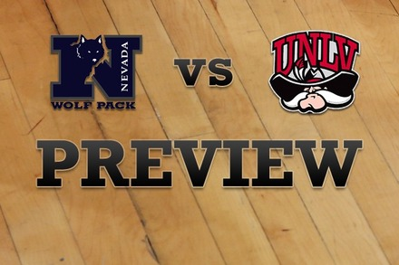 Nevada vs. UNLV: Full Game Preview