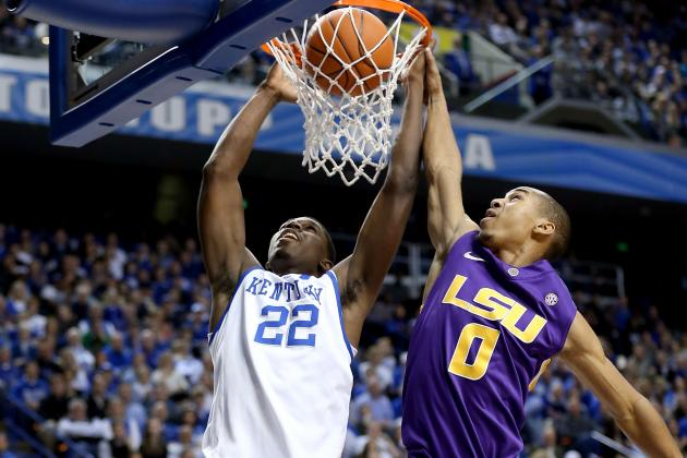 Late Surge Not Enough  as LSU Falls at Kentucky