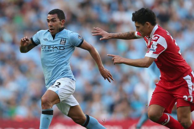 QPR vs. Manchester City: Premier League Live Score, Highlights, Recap