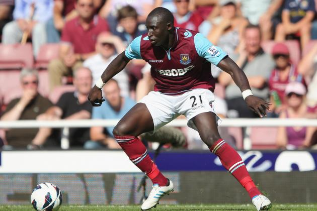 'We Might Lose Diame' -- Allardyce Fears Arsenal Target Will Leave West Ham