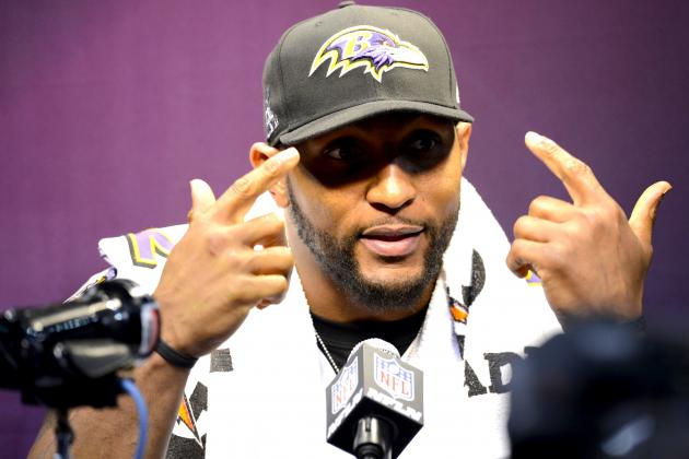 Super Bowl Media Day 2013: Live Updates, Analysis on Ravens Interviews