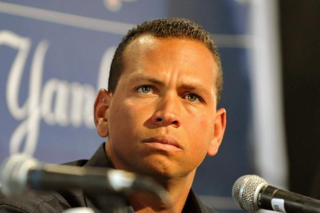 Alex Rodriguez: Should Yankees Look to Release Slugger If PED's Scandal Is True?