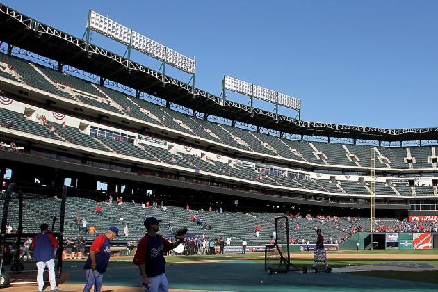 Make It a Real Home Game; Rangers Selling Removed Ballpark Seats