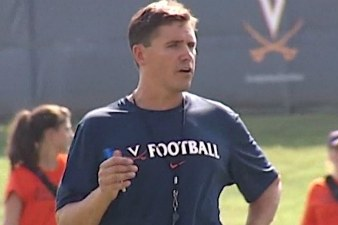 UVa Assistant Football Coach Bill Lazor Leaving for NFL