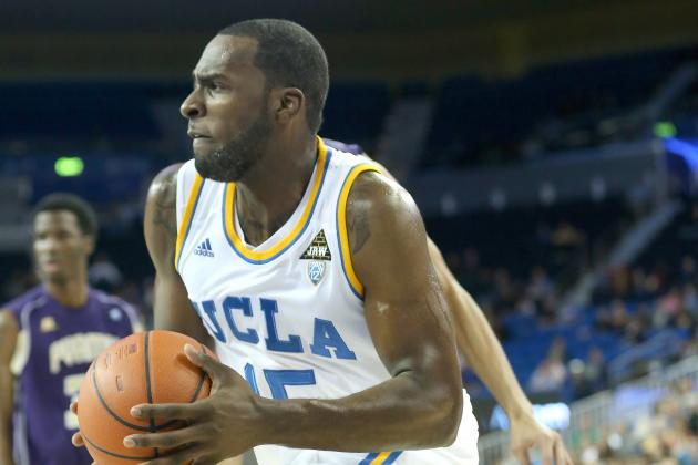 UCLA Star Shabazz Muhammad 'Day-to-Day' with Illness