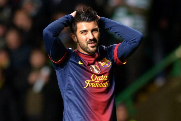 Wenger: Barcelona Reluctant to Sell Villa