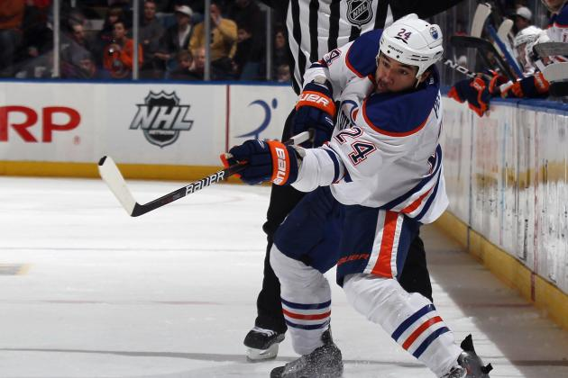 Oilers Put Eager on IR, Activate Peckham