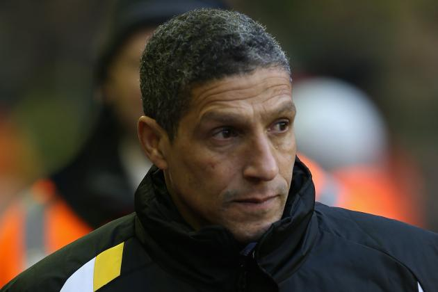 Norwich Manager Chris Hughton Keen to Bounce Back Against Spurs