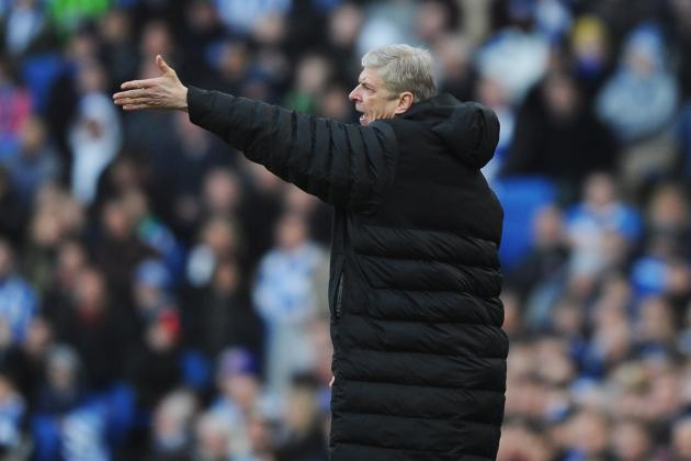 Arsenal: Can Arsene Wenger's Team Seal Top-Four Finish This Season?