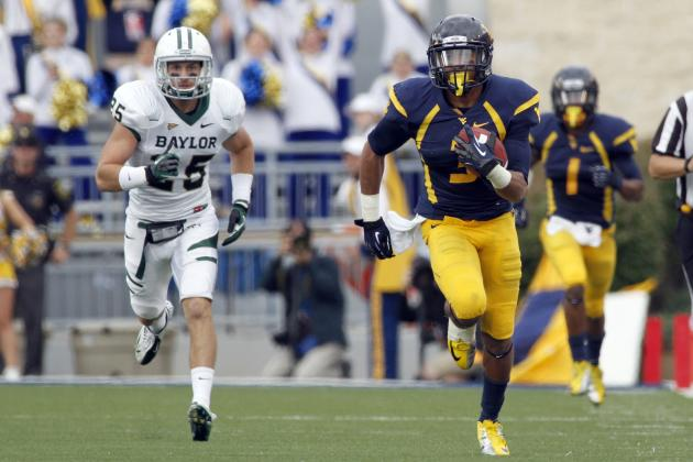 Stedman Bailey Receives Invitation to NFL Combine
