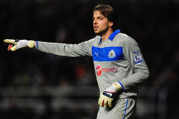 Newcastle's Tim Krul Pleased with January Signings
