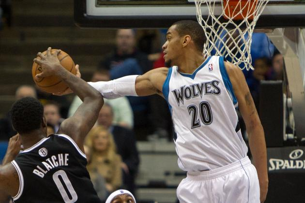 Timberwolves Re-Sign Johnson, Gelabale