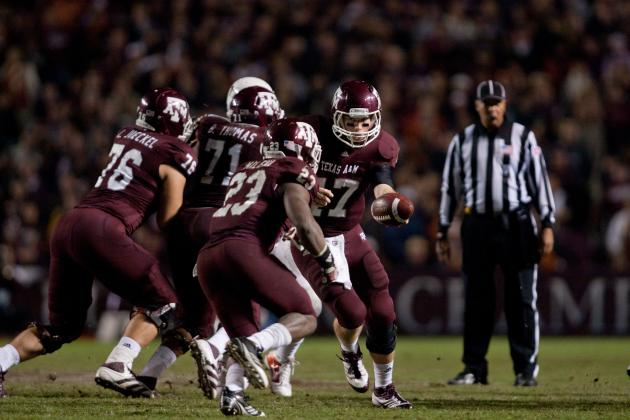 A&M President Reacts to Bill That Would Force UT-A&M Football Renewal