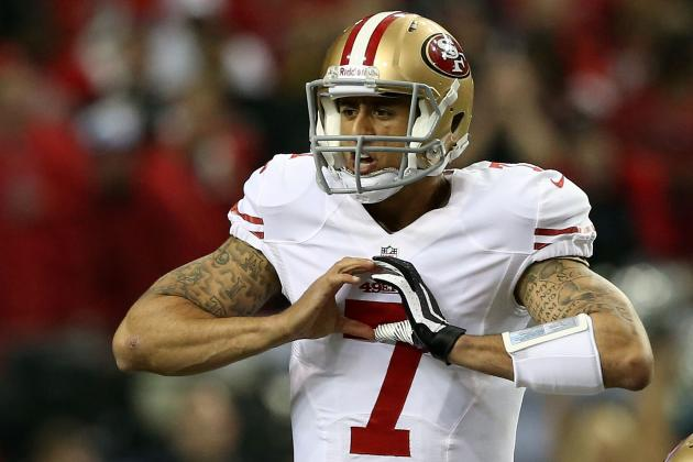 Colin Kaepernick Stirring Ghosts of Legendary QBs from 49ers' Past
