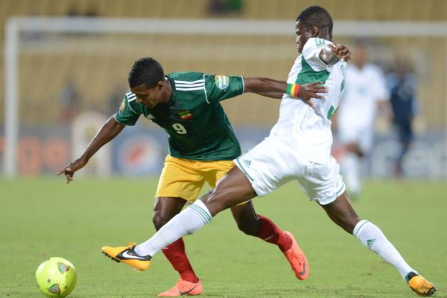 Nigeria vs. Ethiopia: African Cup of Nations Live Score, Highlights, Recap