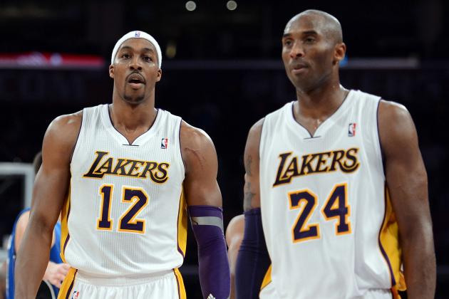 Is Kobe Bryant Embracing the Dwight Howard Era for LA Lakers?