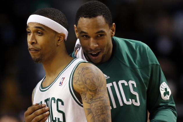 Courtney Lee and Jared Sullinger Will Stay in Starting Lineup