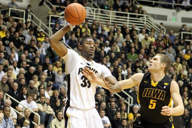 Overtime Finally Time for Purdue Men's Basketball with 65-62 Victory Over Iowa