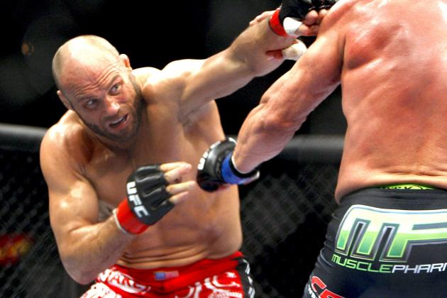 UFC Hall of Famer Randy Couture Teams with Bellator and Spike for Reality Series